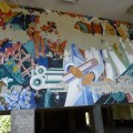 Fresque centre culturel