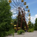 Grande roue - Parc d'attractions